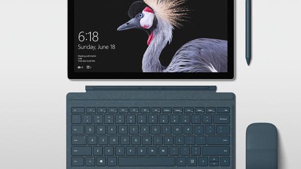 Microsoft Surface Pro 2017 Blue