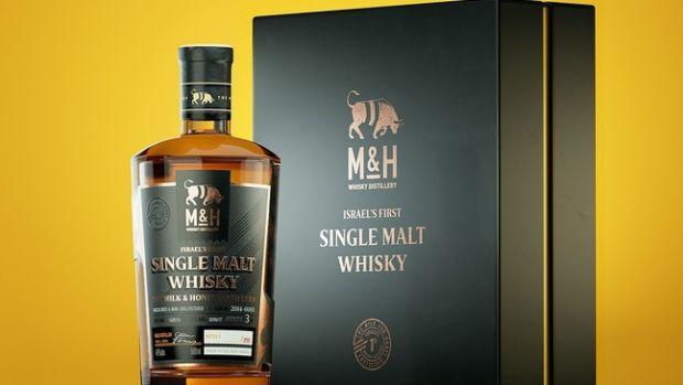 Israel's first Single Malt Whisky