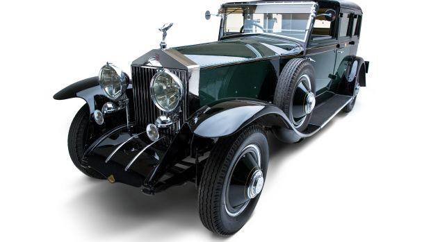 Fred Astair Rolls Royce Phantom