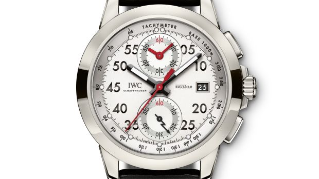 IWC Ingenieur AMG 50th Anniversary