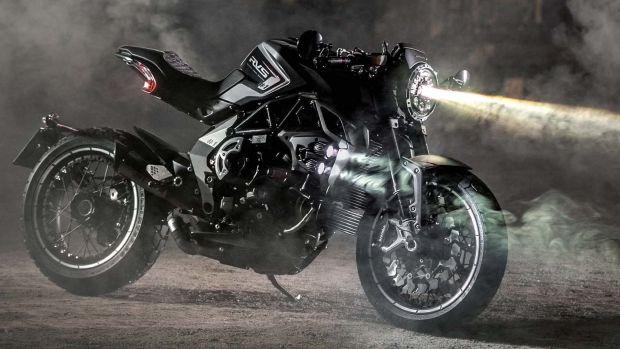MV Agusta RVS #1 Smoke