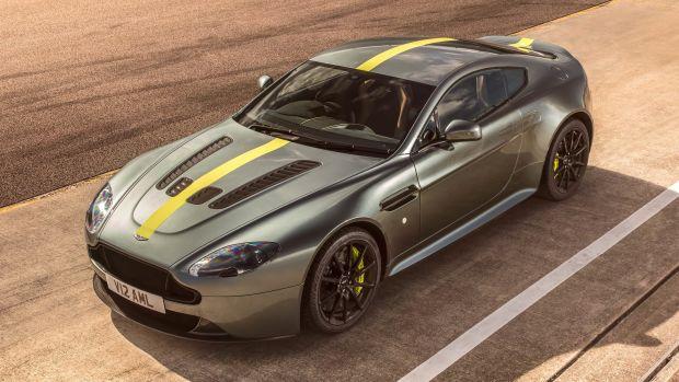 Aston Martin V12 AMR