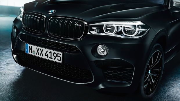 BMW X5 Black Fire Edition