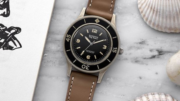 Blancpain Bronze Fifty Fathoms