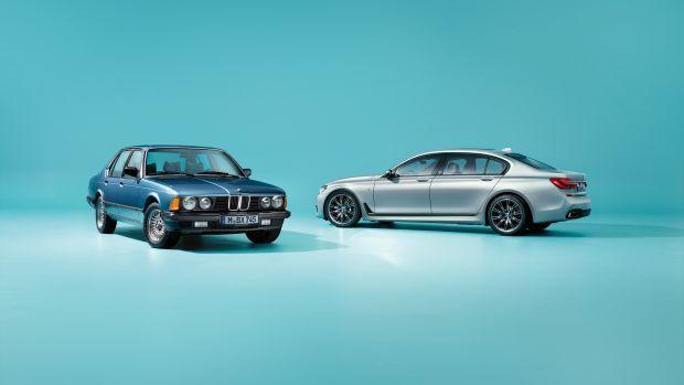 BMW 7 Series 40 Jahre