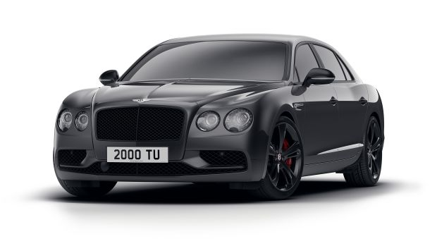 Bentley V8 S Black Edition