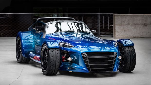 Donkervoort D8 GTO RS Carbon