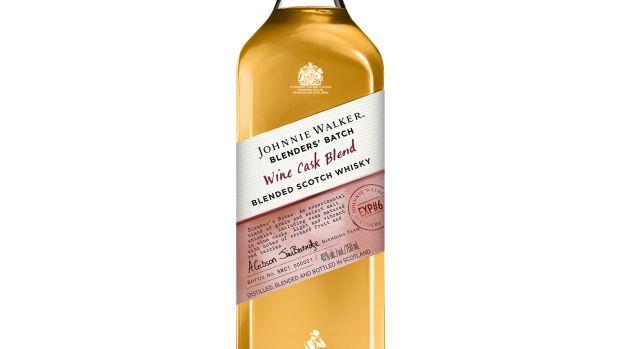 Johnnie Walker Wine Cask Blend