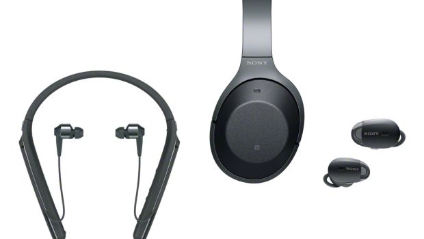 Sony 1000X Noise-Cancelling Headphones