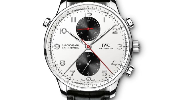IWC Chronograph Rattrapante