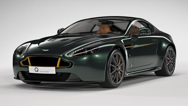 Aston Martin Spitfire 80 Vantage V12