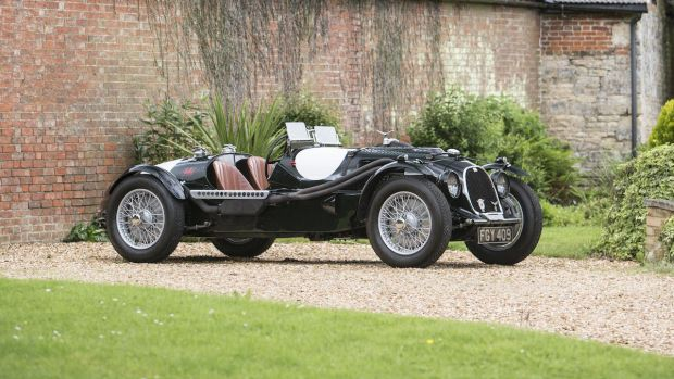 1936 Aston Martin