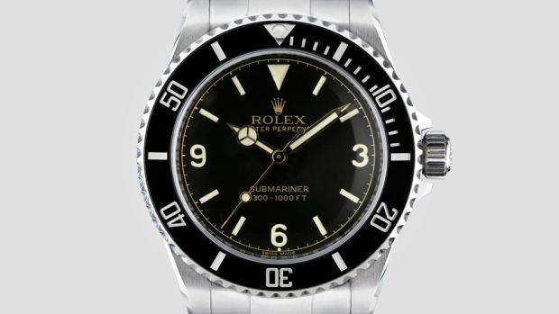 Tempus Machina Rolex 3-6-9