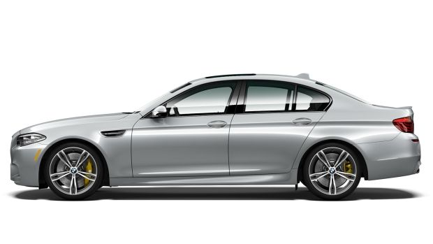 BMW Pure Metal Silver Limited Edition Side
