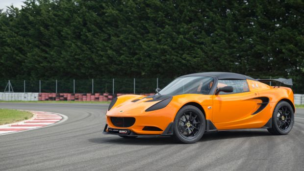 Lotus Elise Race 250 Side