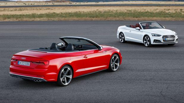2018 Audi A5 Convertible