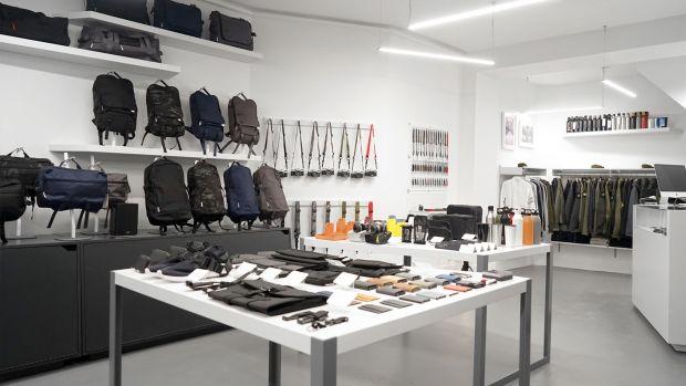 DSPTCH NY Store Interior 3