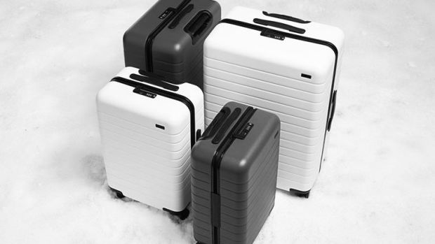 Away Winter Collection Luggage