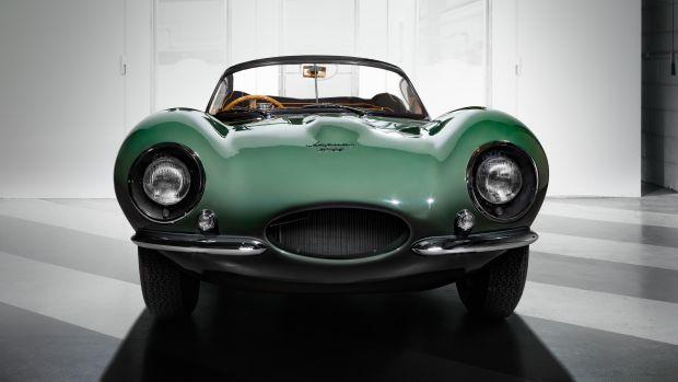New Jaguar XKSS Front Large