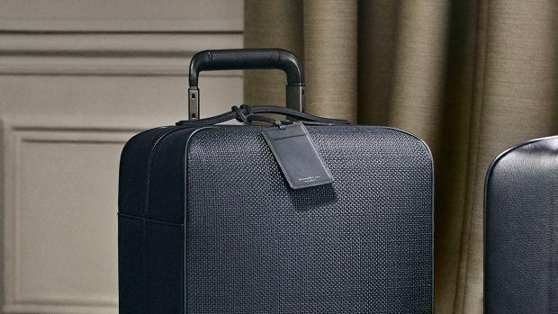 Zegna Traveller Luggage