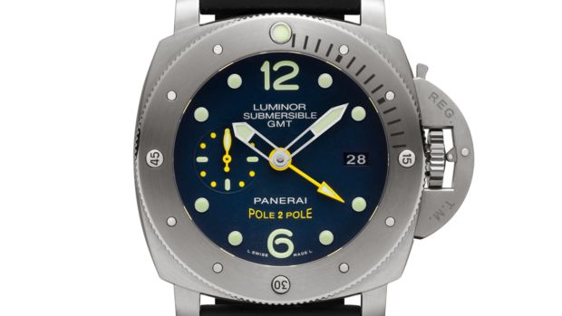 Panerai Luminor Submersible 1950 Three Days Mike Horn