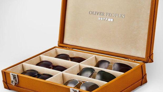 Oliver Peoples Guichard Eyewear Trunk