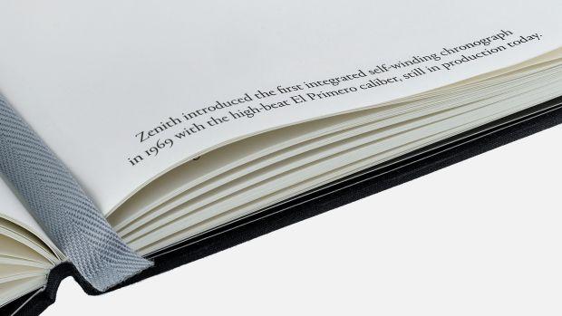 Hodinkee Notebook fact detail