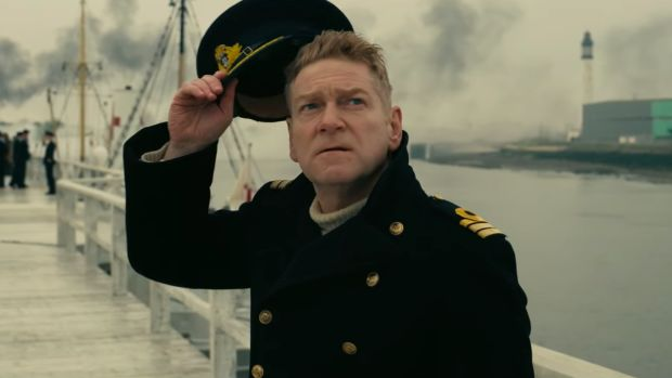 Dunkirk Trailer Scene