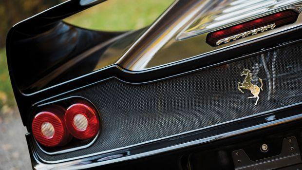 Ferrari F50 Black Tail Lights