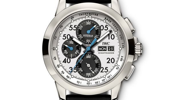 "IWC Ingenieur Chronograph Sport Edition ""76th Members' Meeting At Goodwood"""