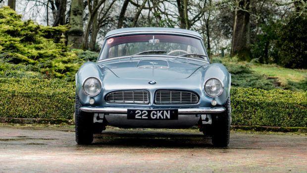 Bonhams John Surtees' 1957 BMW 507
