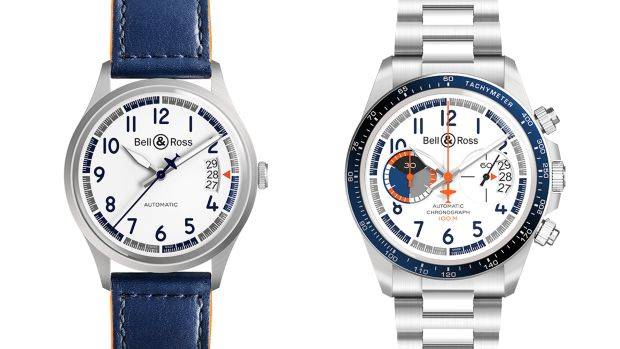Bell & Ross Racing Bird Limited Editions