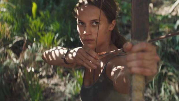 Tomb Raider Movie 2018