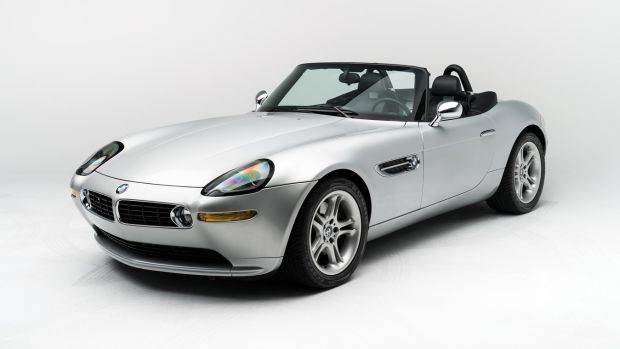 BMW Z8 owned by Steve Jobs