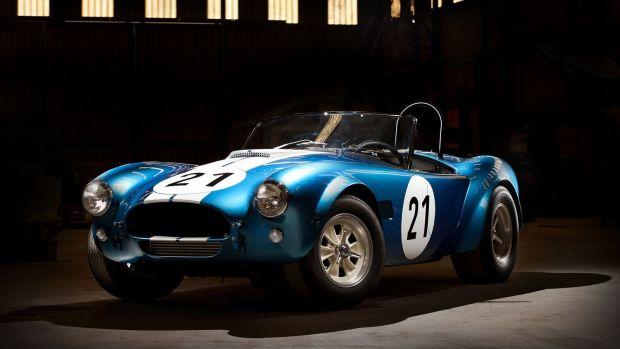 2147 - CSX2771 - 289 FIA - Shelby Guardsman Blue & Artic White (1)