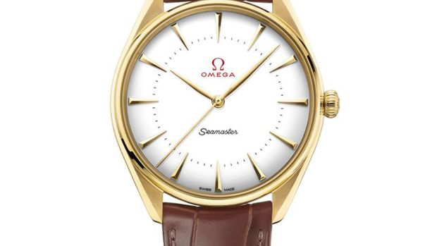 Omega Seamaster Olympic Games Gold Collection