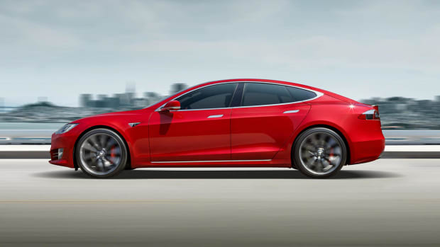 Tesla 100D