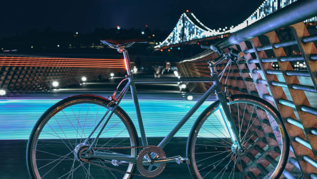 Mission Lyra Bicycle