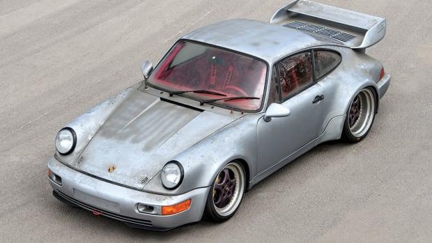 RM Auctions 1993 Porsche 911 RSR 3.8