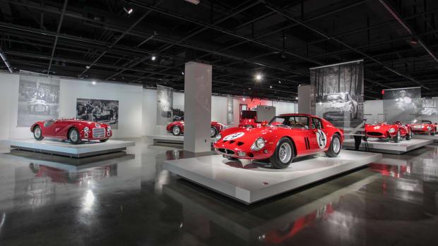 Petersen 70 Years of Ferrari