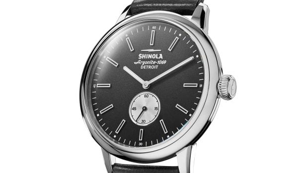 Shinola Bedrock