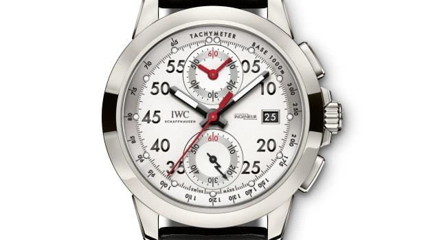 IWC Ingenieur AMG 50th Anniversary