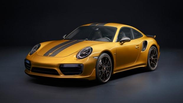 Porsche Turbo S Exclusive