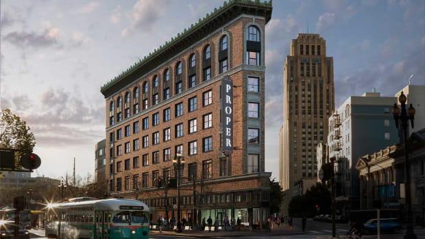 Proper Hotel SF
