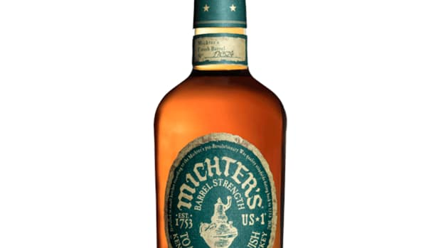 Michter's Toasted Barrel Finish