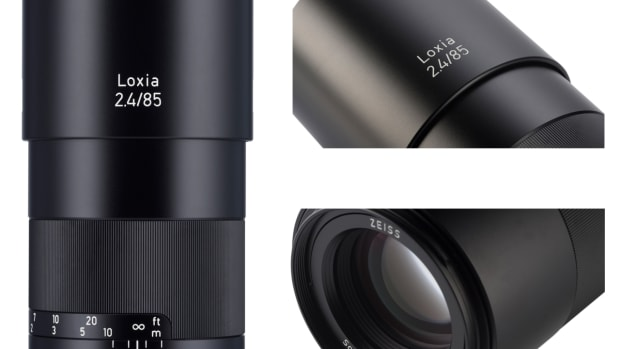Zeiss Loxia 85mm