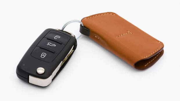 Bellroy Key Cover with Key Fob