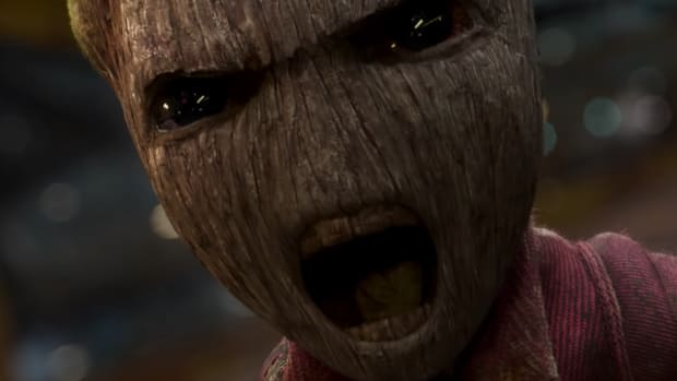 Baby Groot Guardians of the Galaxy Vol.2