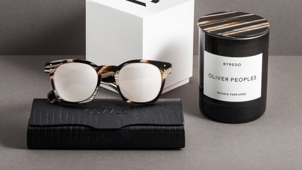Byredo Oliver Peoples Second Collaboration