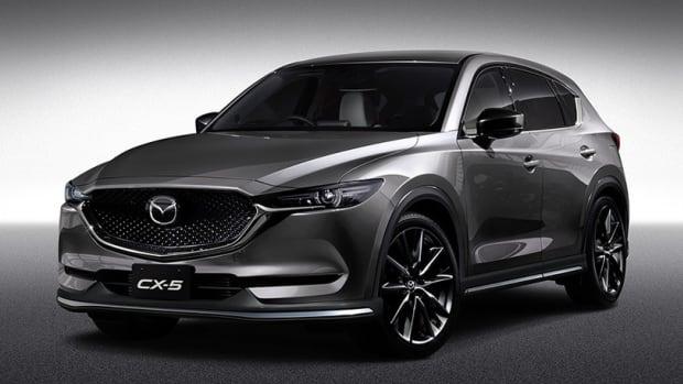 2017 Mazda CX-5 Custom Style
